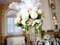 high table arrangements